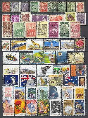 Australia - Set of classic and modern stamps - n°5