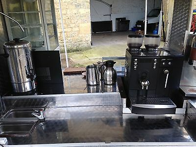 Catering Trailer - Coffee (REDUCED)