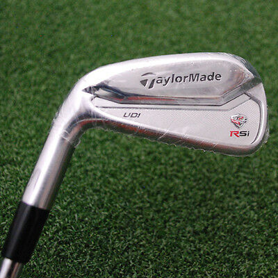TaylorMade RSi TP UDI Ultimate Driving Iron 2 Utility LEFT HAND Steel Stiff NEW