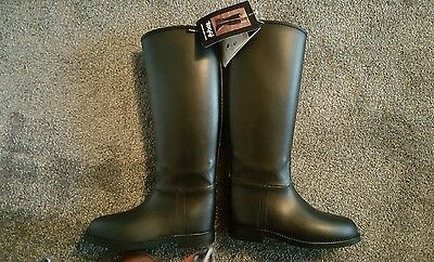 Riding Boots New Size 3 Toggi