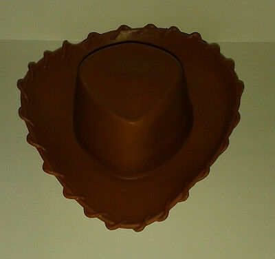 Toy Story Woody's Hat For 15 inch Figure Disney Pixar Good Condition.