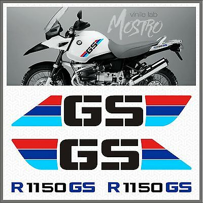 BMW R1150GS ADVENTURE custom ADESIVI PEGATINA STICKERS AUTOCOLLANT Motorrad