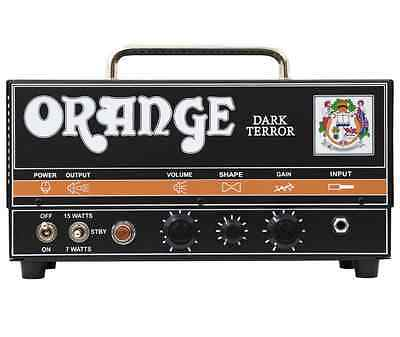 Orange Dark Terror Amplifier DA15-H Guitar Head Amp DA 15 DA15H