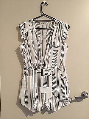 Cute Summer Playsuit Size 10