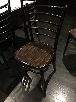 Commercial Wooden Cafe Restaurant Chairs