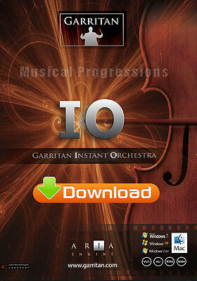 Garritan Instant Orchestra - Music Software - Digital - New - Win/mac