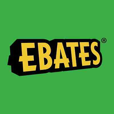 Ebates, Shop millions of sites & get paid. Use me as referral & earn $10