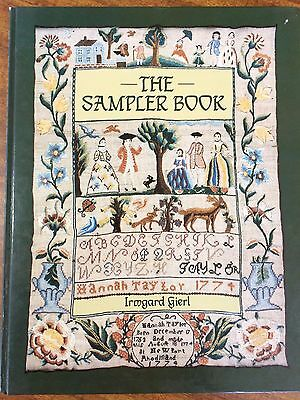 The Sampler Book by Irmgard Gierl