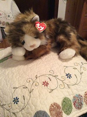 Ty Beanie Classic Jumbles Calico The Cat