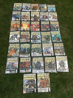 Games Workshop White Dwarf 32 Magazine 332 - 363 Unbroken LOTR LORD OF THE RINGS