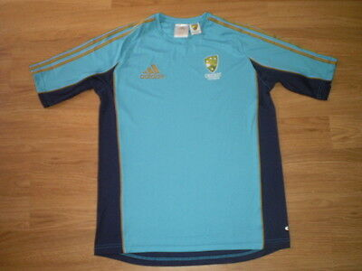 Cricket Australia Jersey By Adidas Men Size Small Excellent Condition