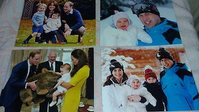 Photos real Pictures Prince William kate royal family  buckingham
