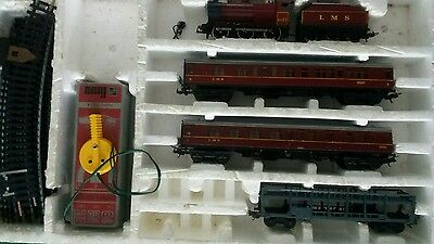 lima ho gauge steam loco plus carriages