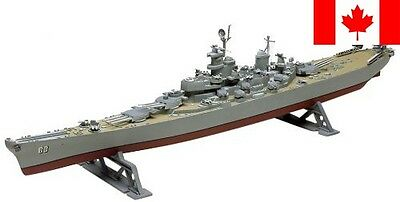 Revell USS Missouri Battleship Plastic Model Kit