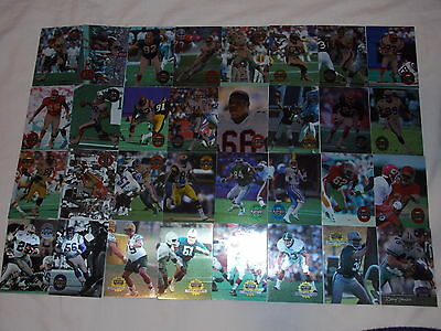 Nfl Gridiron Trading Cards X32 - Play Off 1994