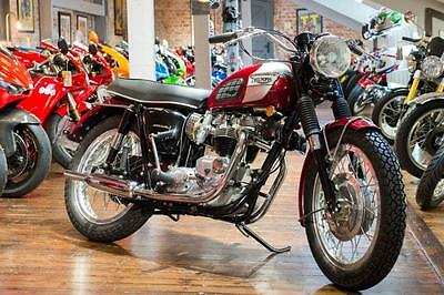 Triumph Bonneville BONNEVILLE T120R - ABSOLUTLEY BEAUTIFUL