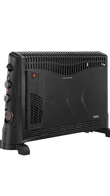 Convector Heater VonHaus 2000W With Timer