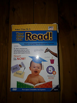 Your Baby Can Read: Dr Robert Titzer
