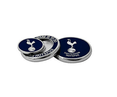 Tottenham Duo Golf Ball Marker Set - New Official Licensed Product