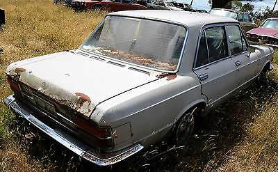 1973 Fiat 130 3.2 V6 Berlina - complete car suitable for parts or restoration