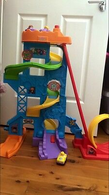 Fisher Price Little People Car Ramp Plus Cars Pick Up Only NSW 2540