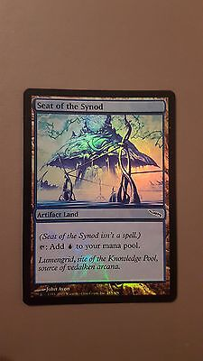 Magic the Gathering 1x Seat of the Synod [FOIL] MTG