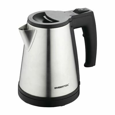 Emberton Stainless Steel Kettle 500ml Silver Colour