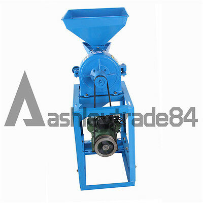 20 Type Multi-function Electric Feed Mill Grinder for Corn Pulverizer 220V