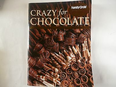 Cookbook – Family Circle Step-By-Step Crazy for Chocolate