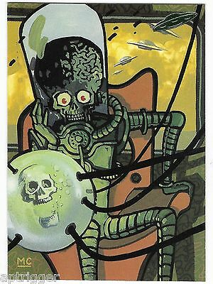 1994 Topps Mars Attacks Base Card (#82) New Visions