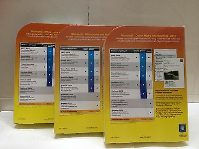 Microsoft Office Home and Business 2010 32/64-Bit (1 License + Media)