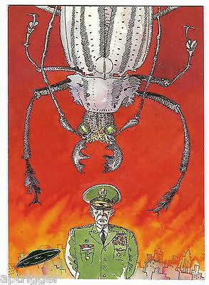 1994 Topps Mars Attacks Base Card (#83) New Visions