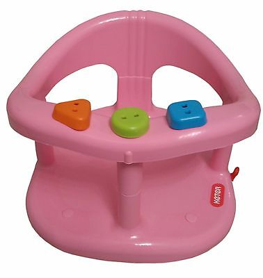 Infant Baby Bath Tub Ring Seat KETER Color Pink New in BOX