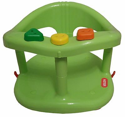 Infant Baby Bath Tub Ring Seat KETER Color Green New in BOX
