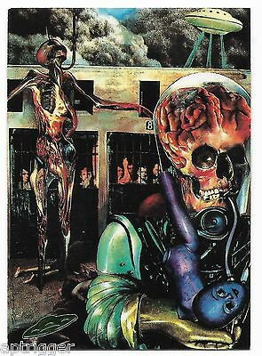 1994 Topps Mars Attacks Base Card (#89) New Visions