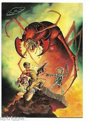 1994 Topps Mars Attacks Base Card (#90) New Visions