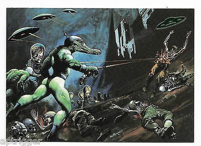 1994 Topps Mars Attacks Base Card (#94) New Visions