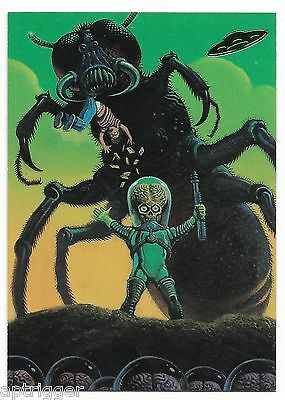1994 Topps Mars Attacks Base Card (#96) New Visions