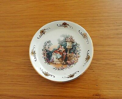 Vintage Lord Nelson Pottery Pin Dish-VGC