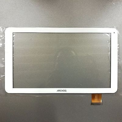 Replacement Touch Screen Digitizer Glass for ARCHOS 101E NEON TABLET WHITE