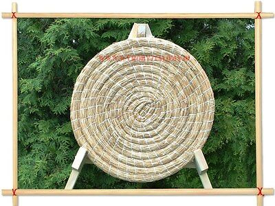 Straw Archery Target 80cm. The best quality, hand made!!!