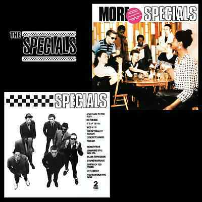 The Specials Albums Bundle - The Specials / More Specials - 2 x Vinyl LP *NEW*