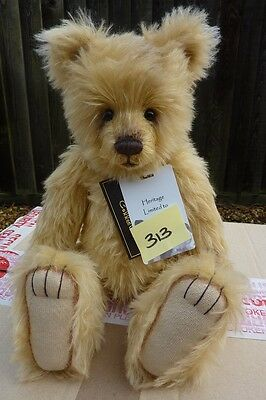 Charlie Bears Isabelle Collection Heritage 2016