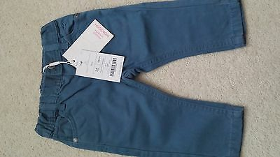 baby boy trousers MONSOON 3-6 new