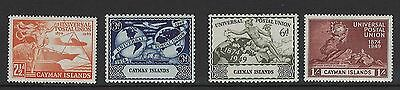Cayman Is 1949 UPU set unmounted mint [ref a01 e3638] We will combine postage wh