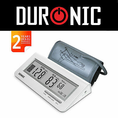 Duronic BPM400 Intelligent Medically Certified Upper Arm Blood Pressure Monitor