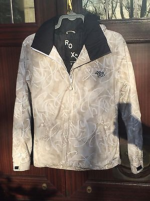 Excellent Condition Roxy Ski Jacket Ladies Size Small