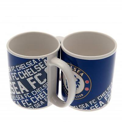 Official Licensed Football Product Chelsea Mug IP Design Ceramic Cup Gift New