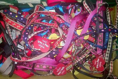 Wholesale High Quality Dog Leads and collars Rosemoor Joblot pets rrp £480