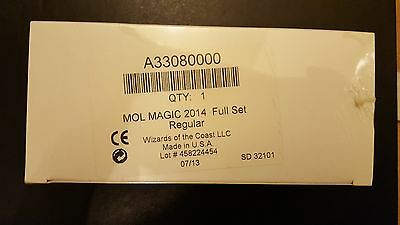1xMtg Complete Magic 2014 Core Set M14, Factory Sealed set. Archangel of Thune